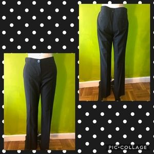 Theory Rosel Tailored Wool Trousers